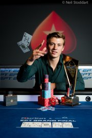 Max Altergott vainqueur du Super High Roller de l'EPT Grand Final
