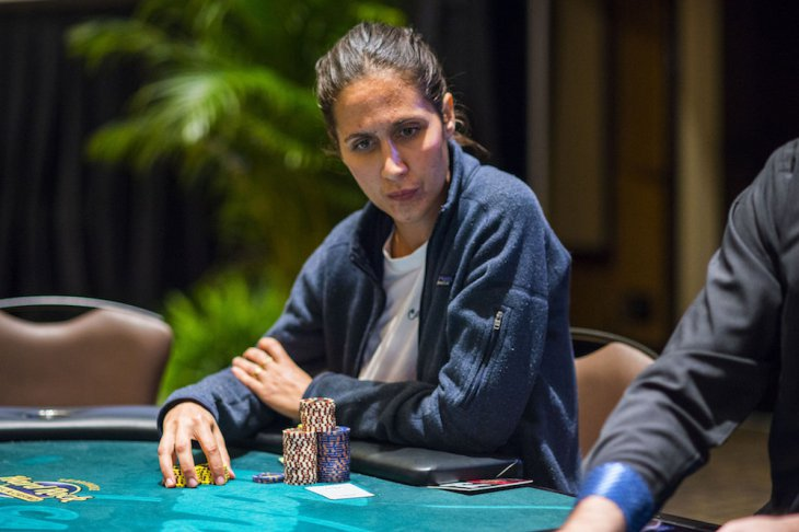 WPT Lucky Hearts Open : Ness Kourdourli Reilly poursuit sa route