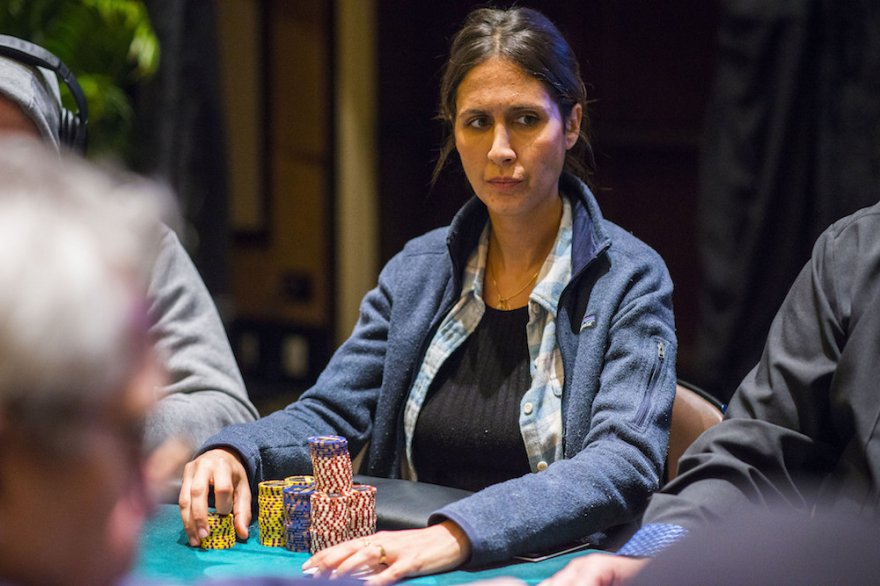 WPT Lucky Hearts Open : Ness Reilly tient sa table finale