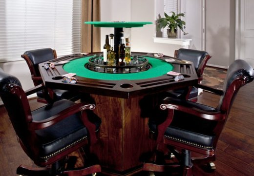 votre table de poker le poker. Black Bedroom Furniture Sets. Home Design Ideas