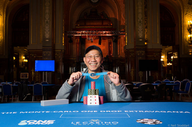 Monte Carlo One Drop Extravaganza : le High Roller pour Paul Phua