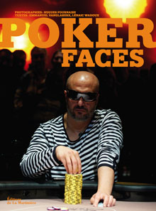 POKER FACES, LE LIVRE VNEMENT | Culture poker (livres et films)