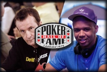 Phil Ivey et Dave Ulliott intronisés au Poker Hall of Fame