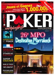 Poker Magazine n°67 : destination Marrakech