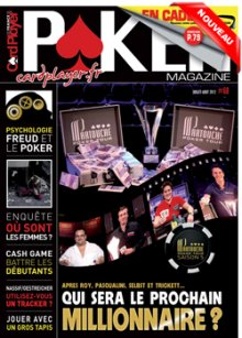 Poker Magazine n°68 : focus sur le Partouche Poker Tour
