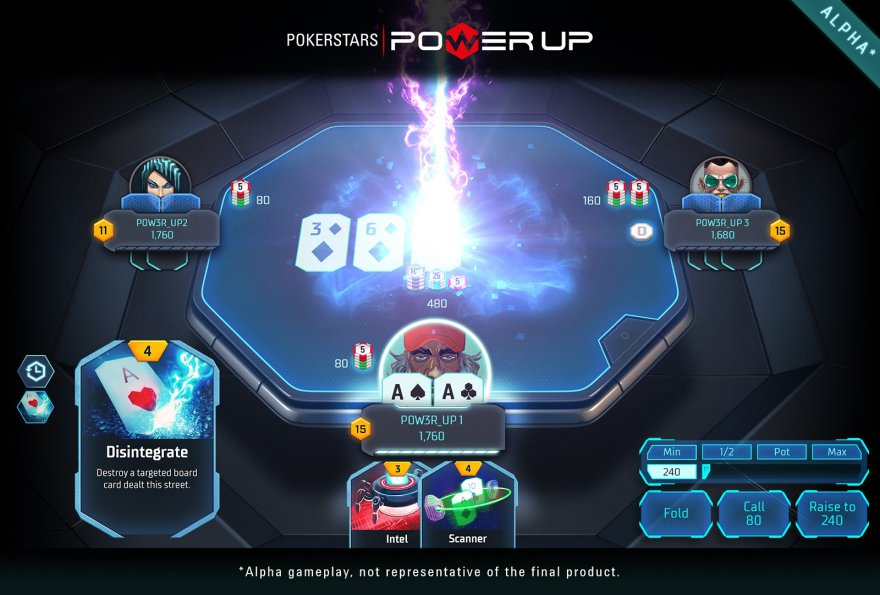 Power Up by PokerStars 2