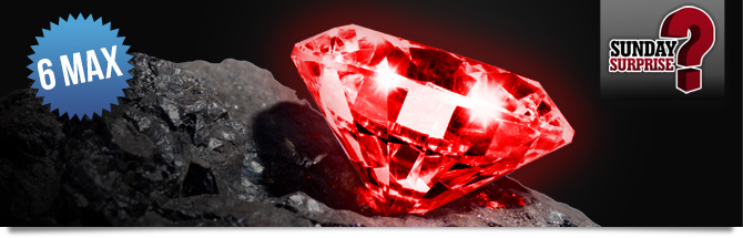 Sunday Surprise Red Diamond