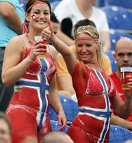 femmes norvégiennes rencontres Saint-Benoît