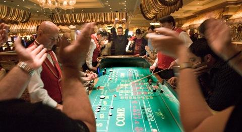 Bellagio casino craps casino foxcroft