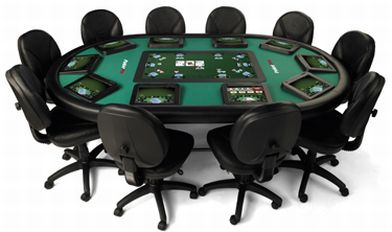 qui va jouer aux tables de poker automatiques circuit. Black Bedroom Furniture Sets. Home Design Ideas
