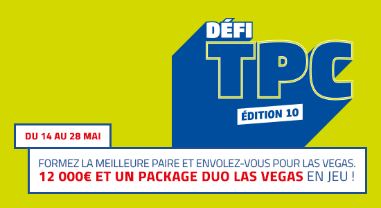 Team Poker Championship : direction Vegas avec PMU Poker !