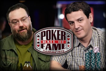 Todd Brunson et Carlos Mortensen intronisés au Poker Hall of Fame