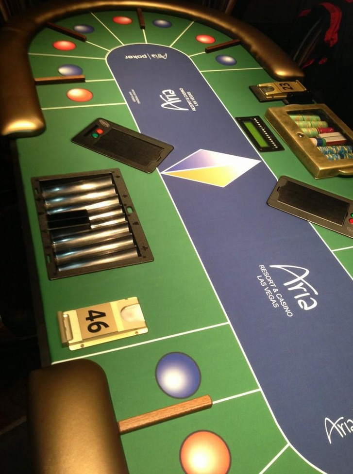 MULTI ACTION POKER : L'ARIA DE LAS VEGAS LANCE DES TABLES AVEC ...