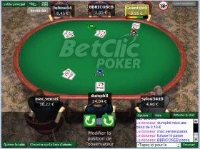 Avis poker betclic