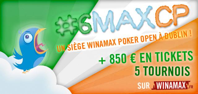#6MAXCP Dublin