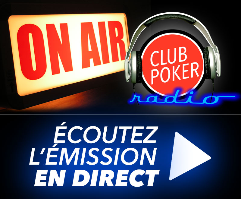 Club Poker Radio En direct
