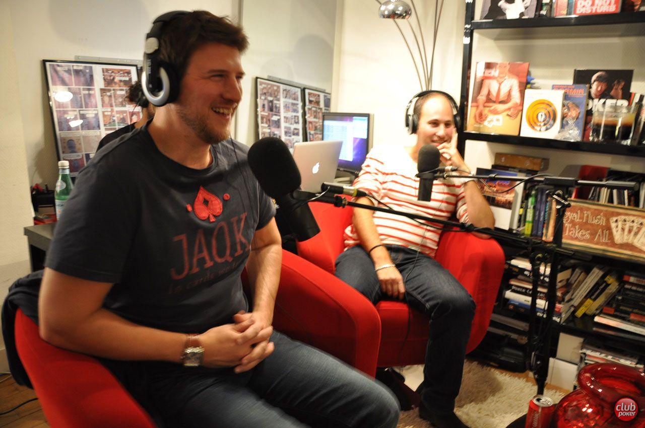 Julien Jegard et Julien Tissot
