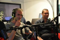 CP Radio S07E30 : Lionel Esparza et Thomas Sobolewski