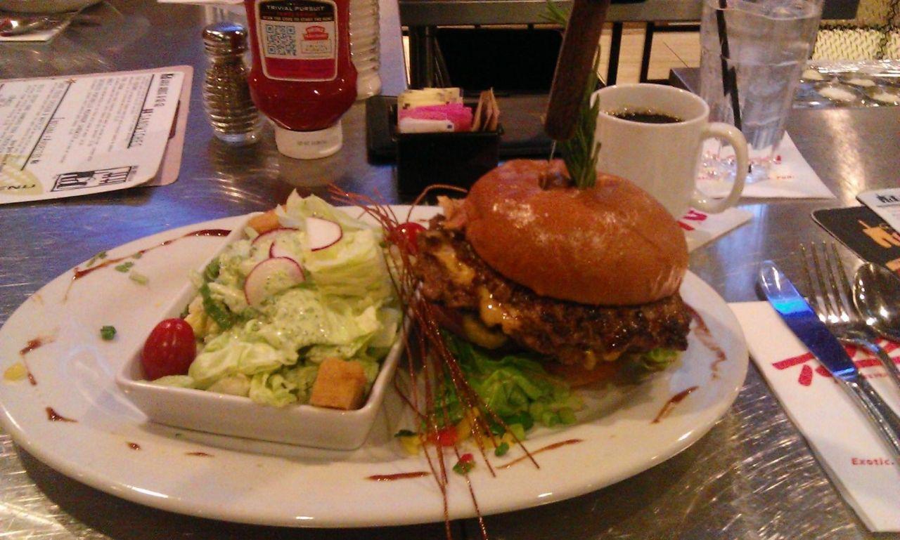 Hash House A Go Go Burger