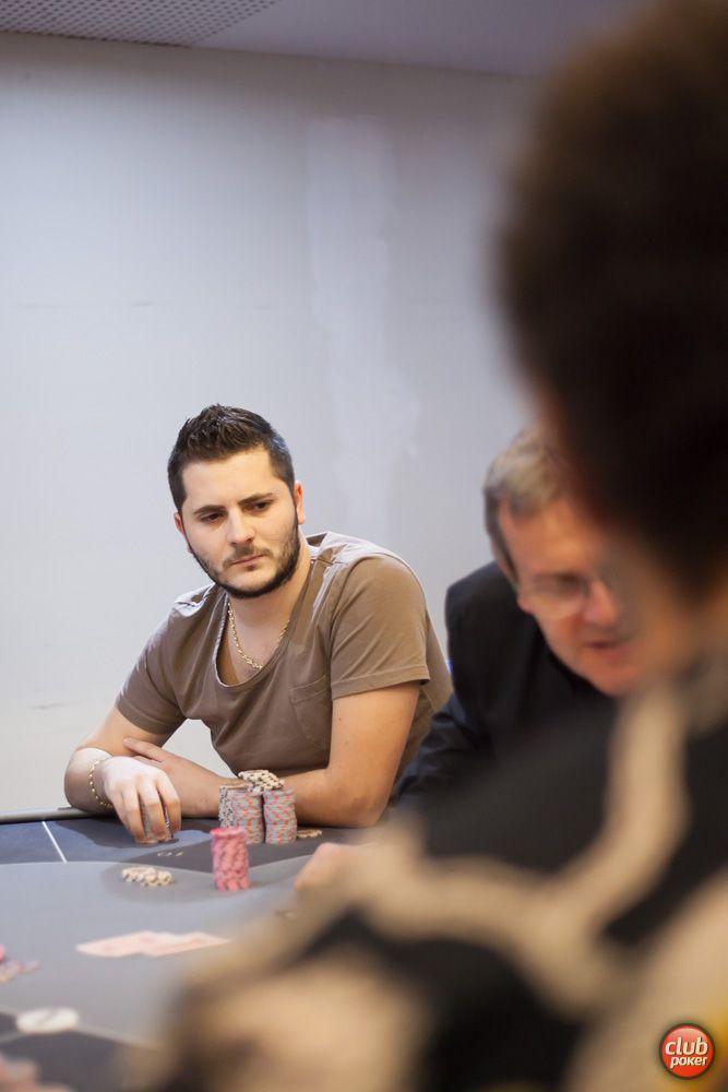 Jérémy Palvini face à Xavier Detournel