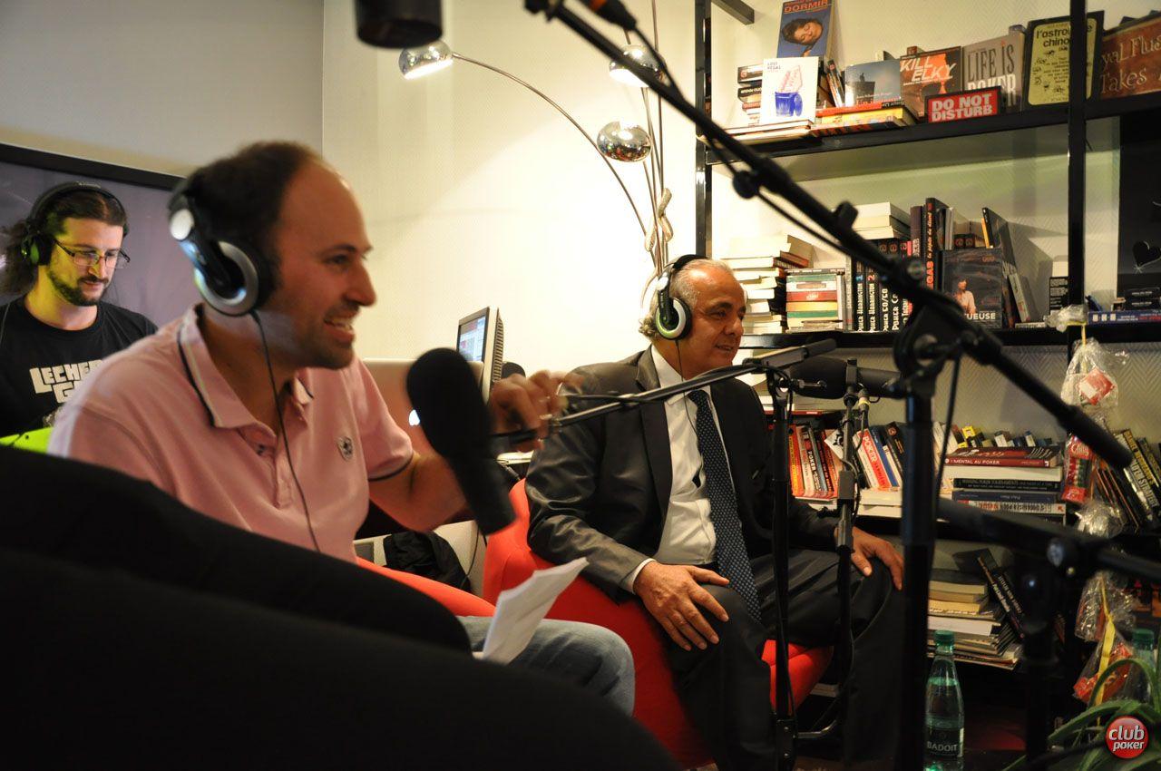 Julien Tissot et Michel Cohen
