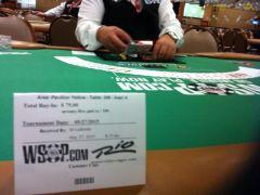 WSOP 2015