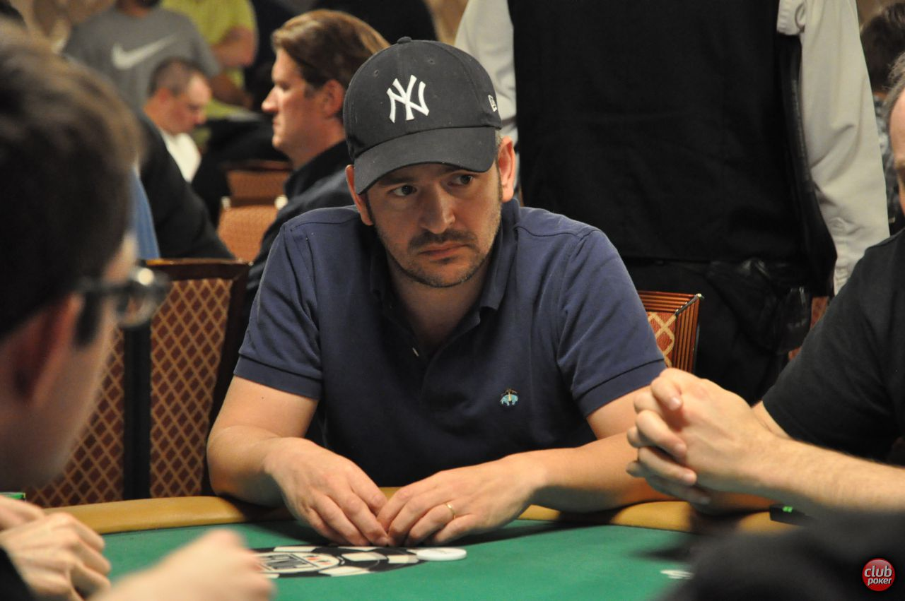Gregoire boissenot poker the god slot rte