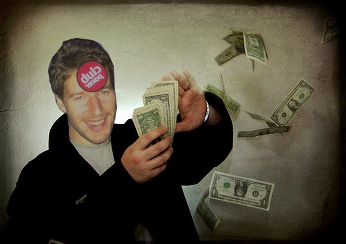 картинка швырять деньги прекрасное