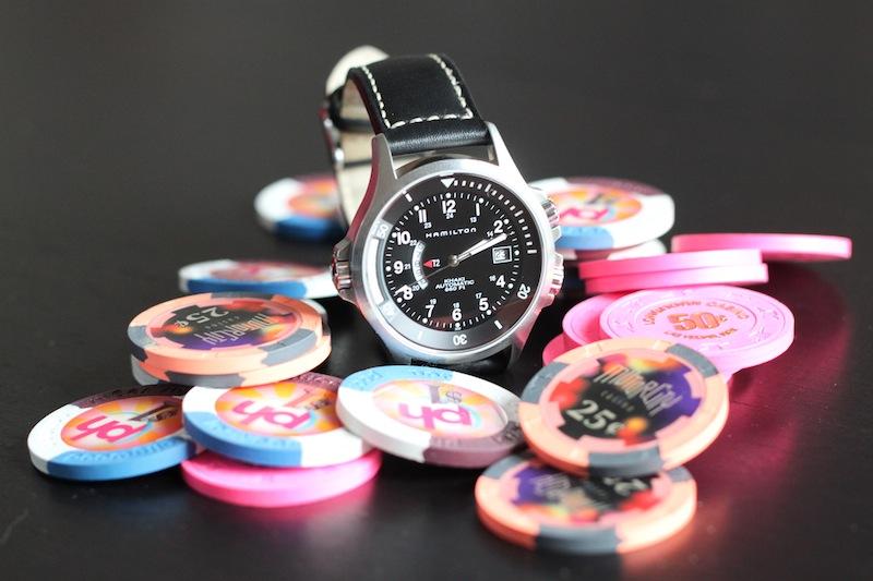 Passionné de montre ?