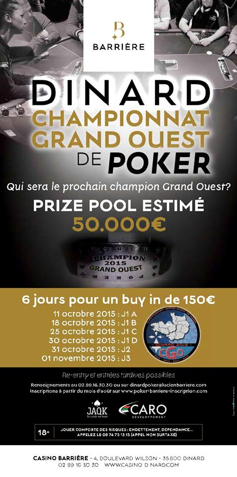 Poker 35 dinard