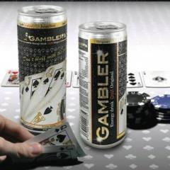 Gambler Energy Drink
