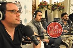 WSOP Marrakech 2016 :Jean Alexandre Bauchet Bilal, Nadia Loutati, Nabil, Guillaume Diaz, Jacques Guenni et Paul François Tedeschi
