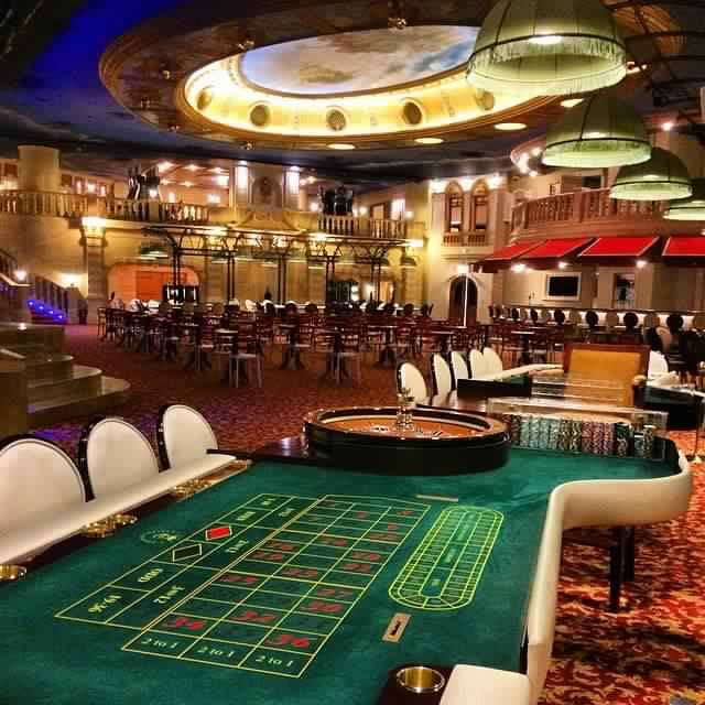 Slots, Blackjack, Roulette, Craps & more...