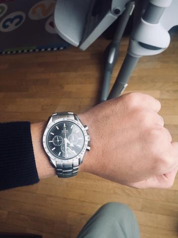 Wrist shot Omega