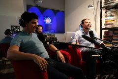 Nicolas Dumont, BewareOfFrog et Jeff Madsen