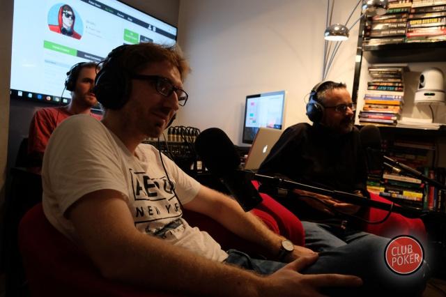 Club Poker Radio
