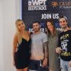 Team WPT : Alex, Hermance et Maxime