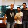 Stef, ShiShi, Adrian et Comanche