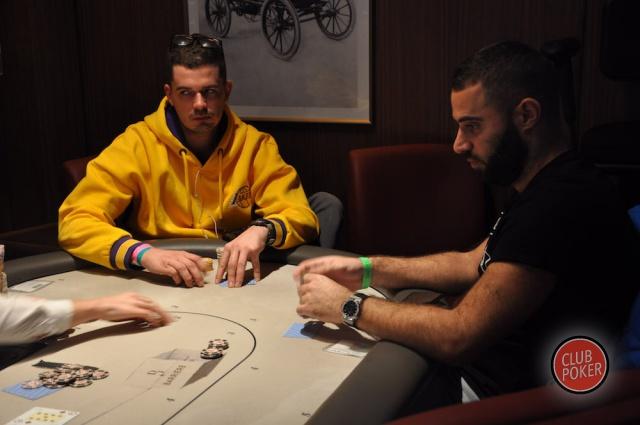 Tournois Club Poker