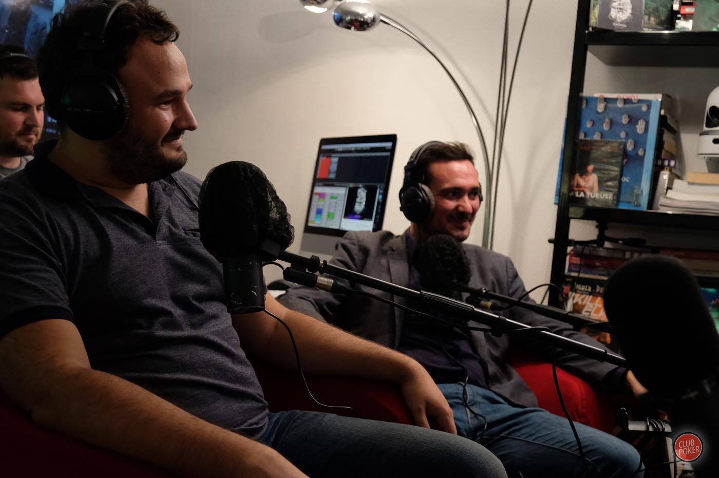 Pierre Dagen et Pedro Canali