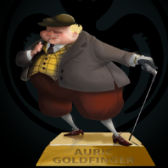 A.Goldfinger