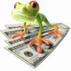 Dollar Frog