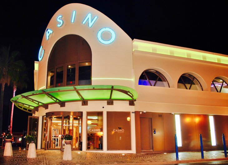 restaurant du casino de chaudes aigues