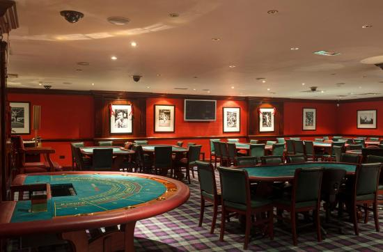 The Sporting Emporium Dublin Casino Poker Poker Map