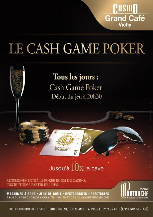 Casino barriere vichy