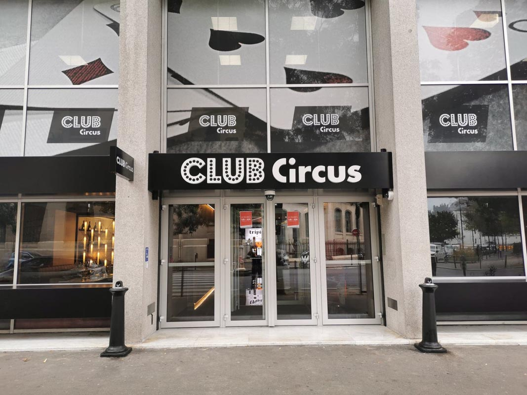Club Circus Paris