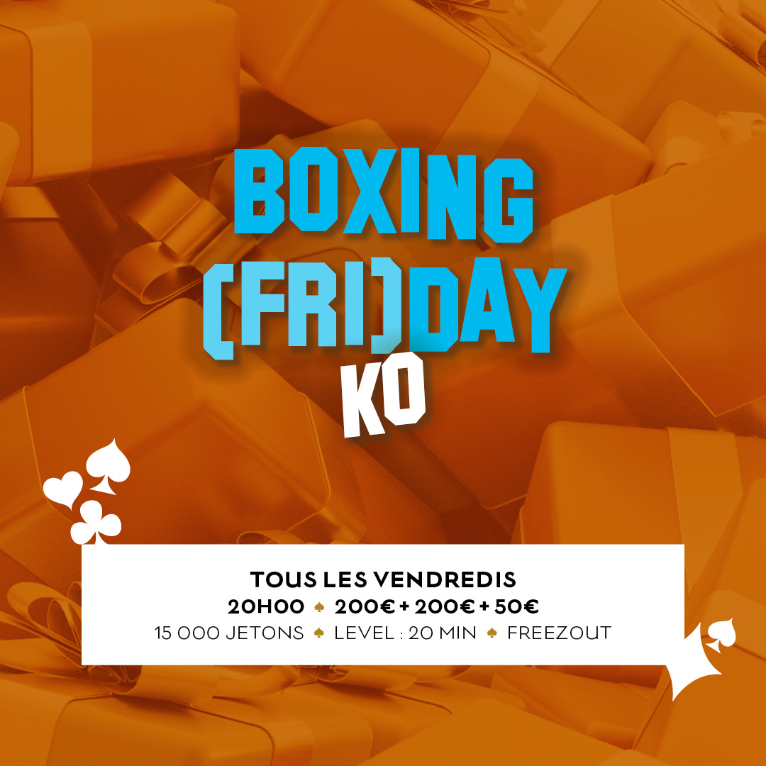 LE BOXING (FRI)DAY