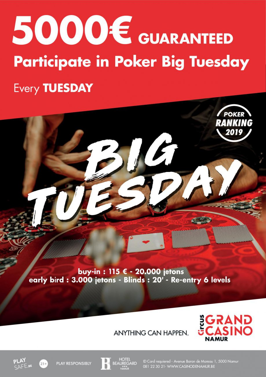 #Big Tuesday