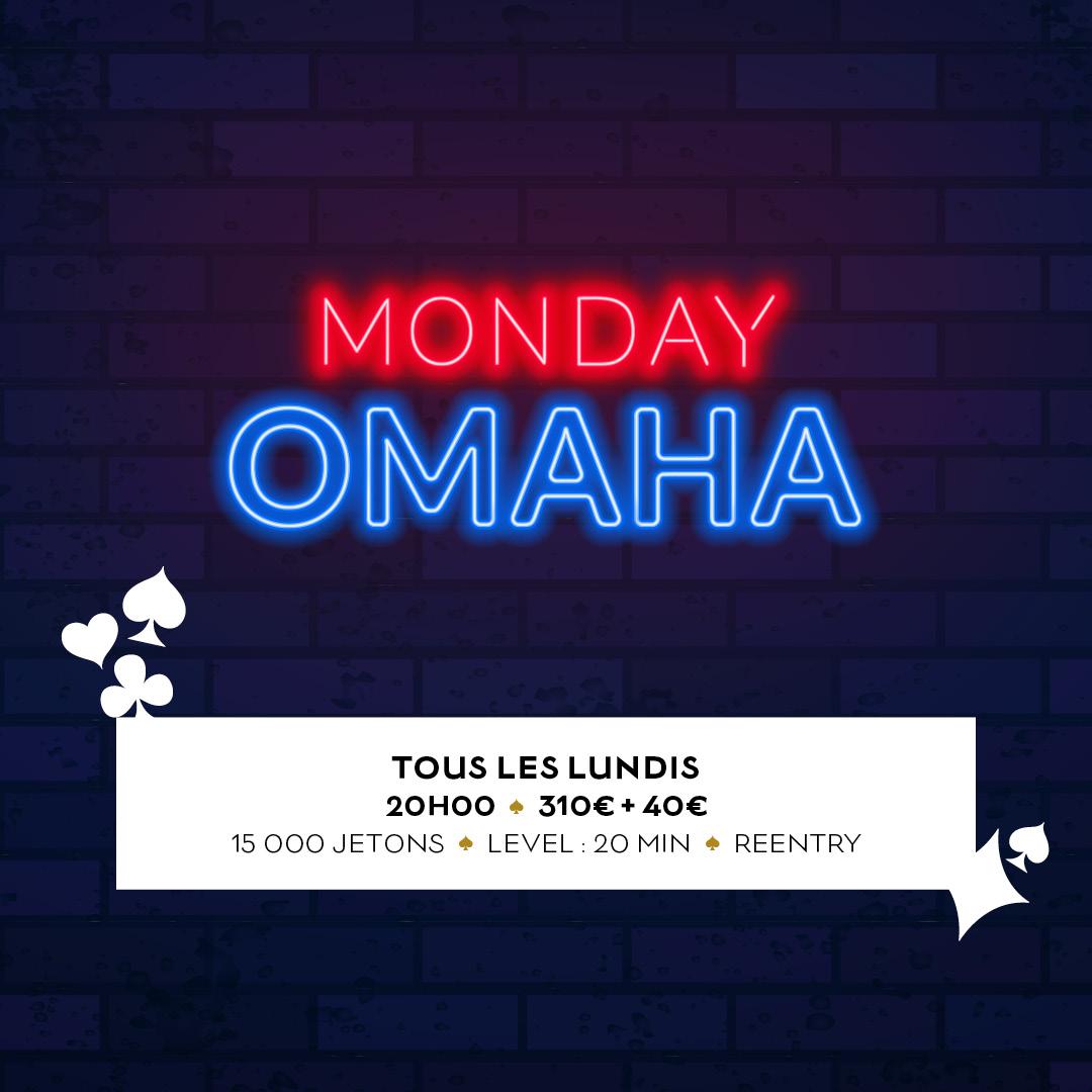 Monday Omaha