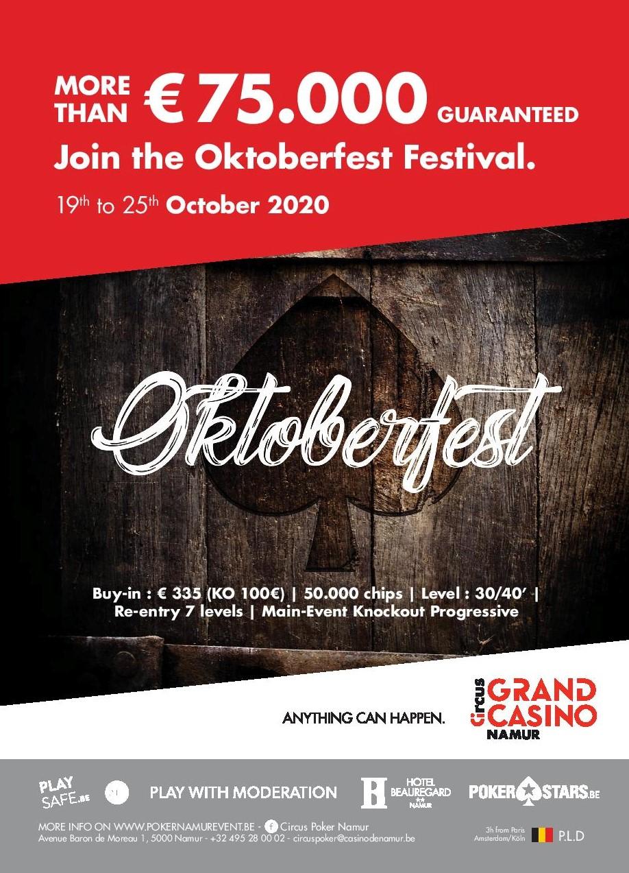 Oktoberfest - KO Main Event Day1C